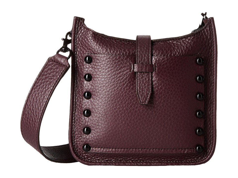 Rebecca Minkoff - Mini Unlined Feed Bag (Dark Cherry) Bags