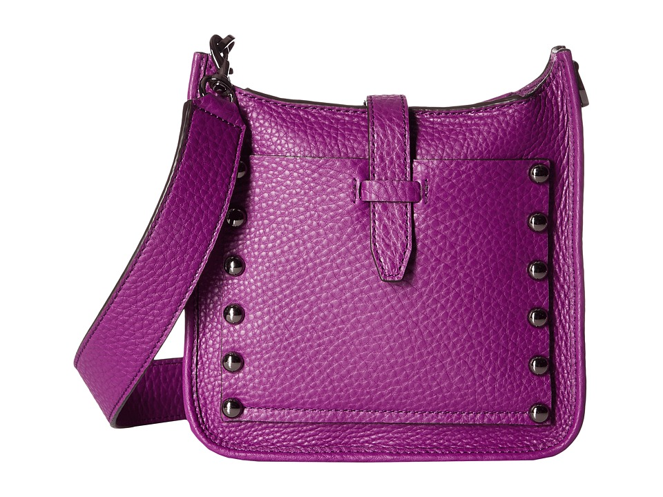 Rebecca Minkoff - Mini Unlined Feed Bag (Purple Rain) Bags