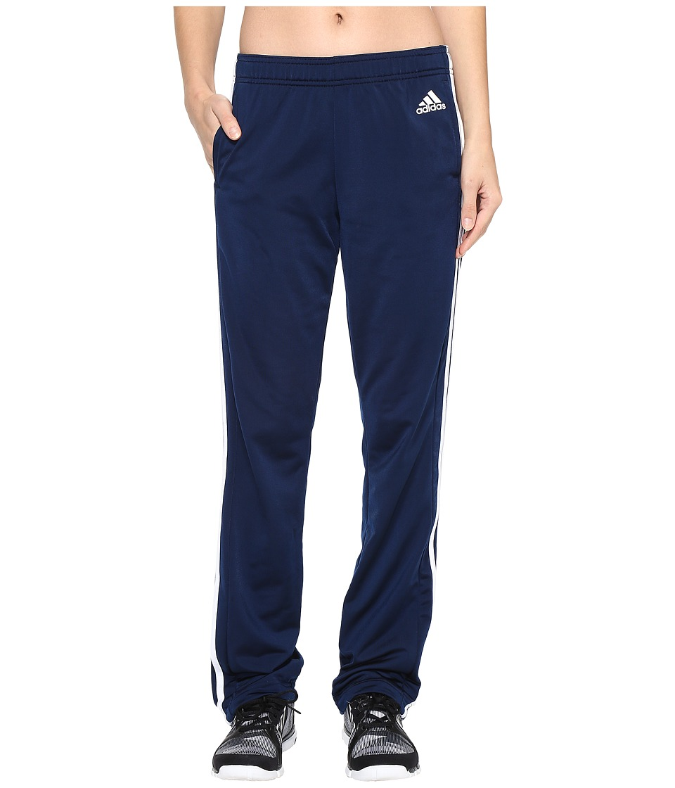 adidas Designed-2-Move Straight Pants (Collegiate Navy/White) Women