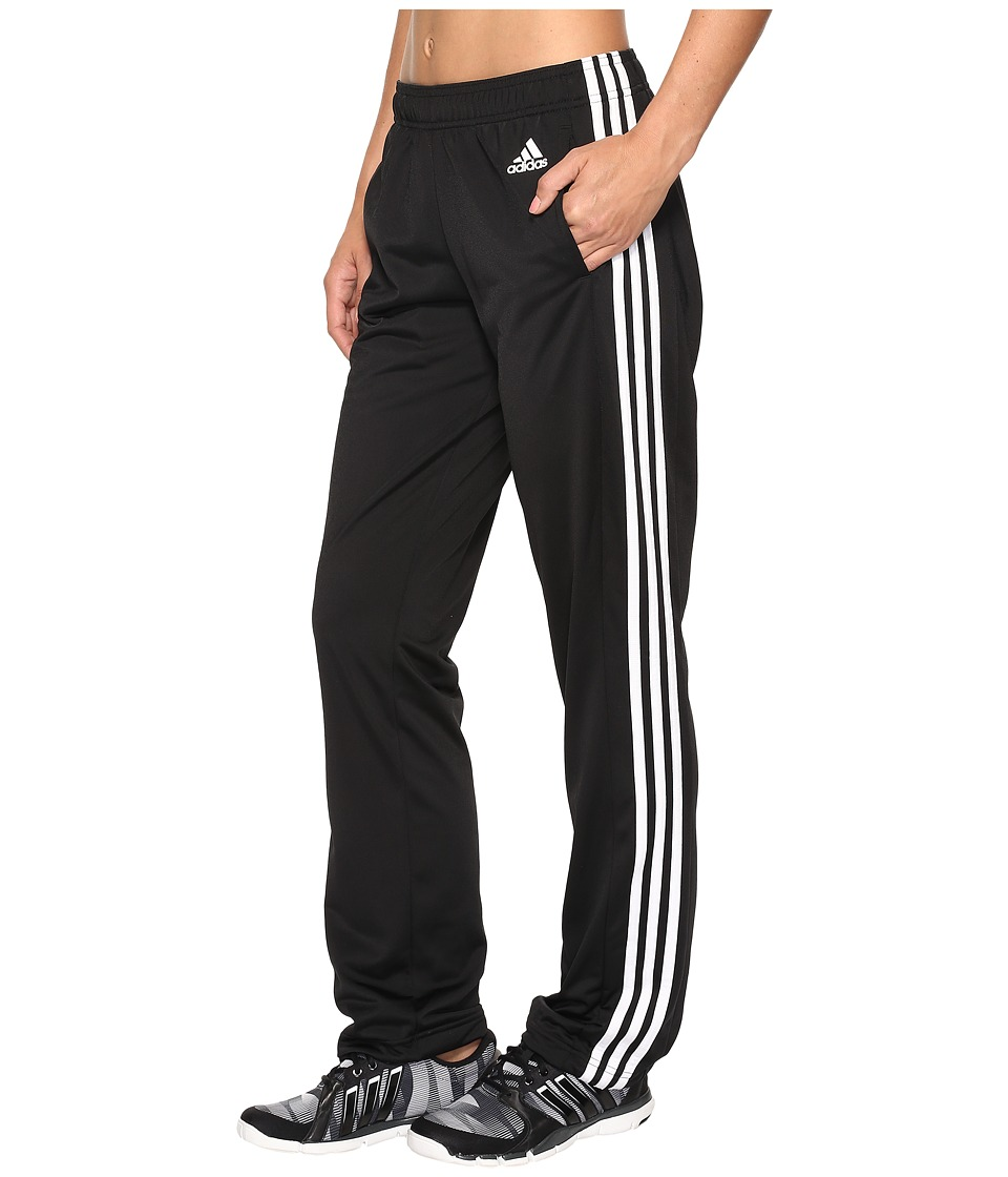 adidas - Designed-2-Move Straight Pants (Black/White) Women's Casual Pants