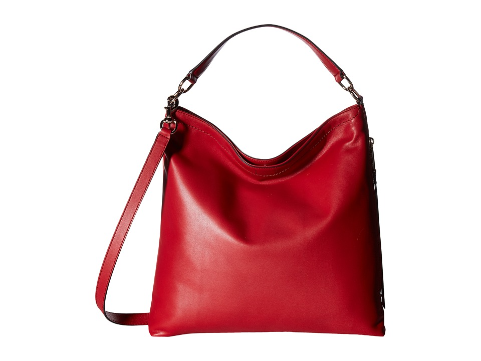 Rebecca Minkoff - Rochelle Hobo (Deep Red) Hobo Handbags