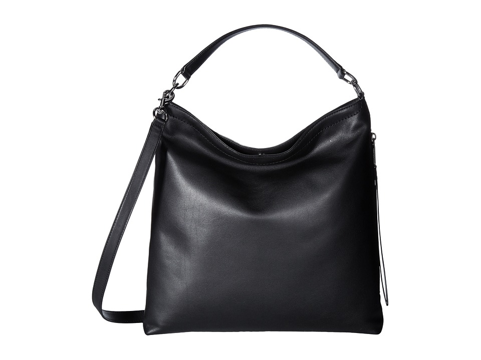 Rebecca Minkoff - Rochelle Hobo (Black) Hobo Handbags