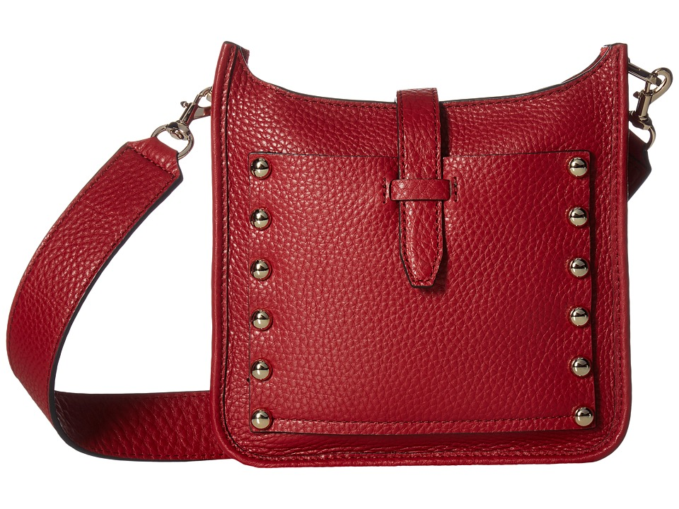 Rebecca Minkoff - Mini Unlined Feed Bag (Deep Red) Bags
