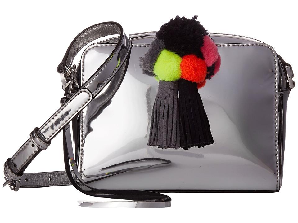 Rebecca Minkoff - Mini Sofia Crossbody (Silver) Cross Body Handbags