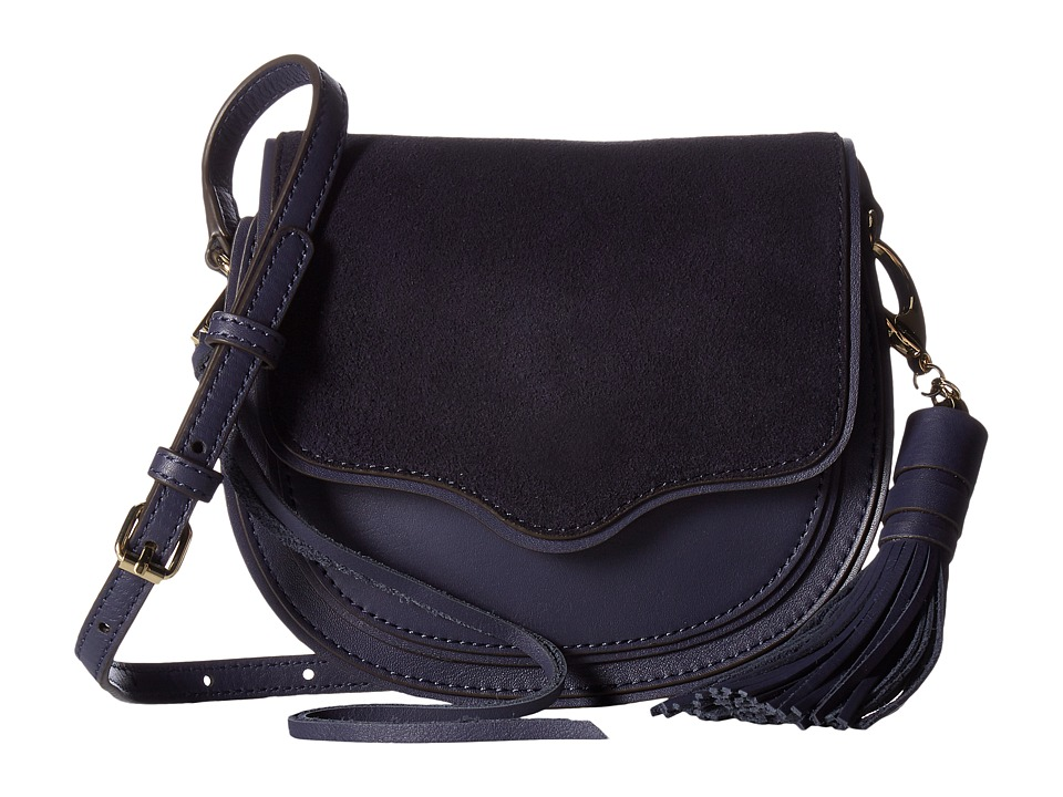 Rebecca Minkoff - Mini Suki Crossbody (Moon) Cross Body Handbags