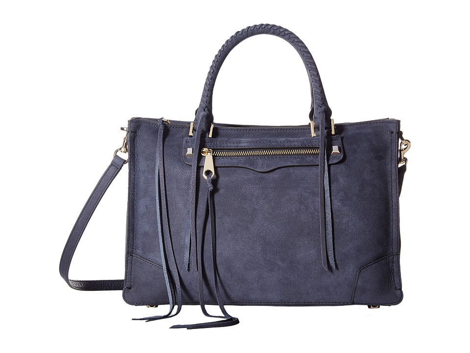 Rebecca Minkoff - Regan Satchel Tote (Moon) Tote Handbags
