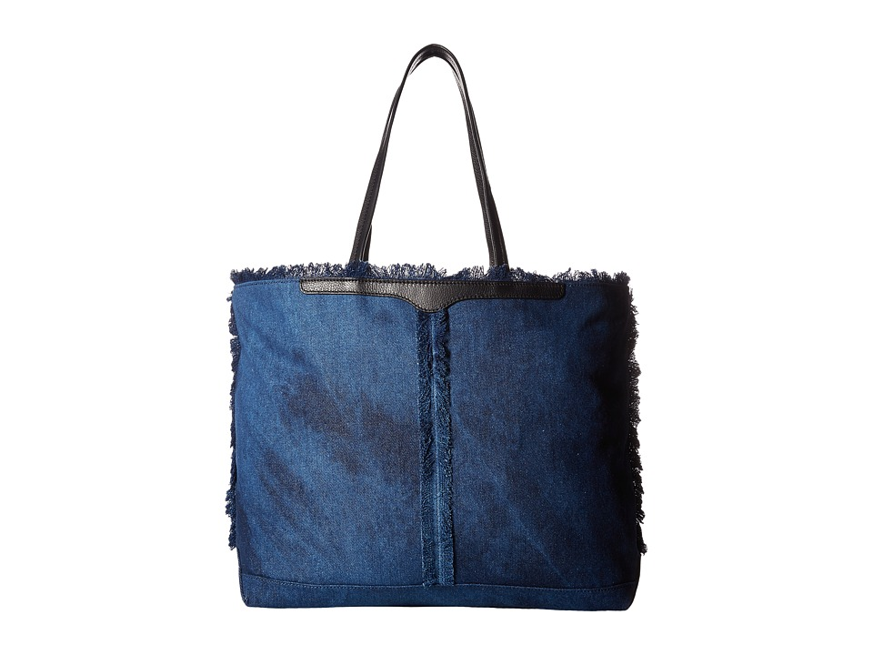 Rebecca Minkoff - Denim Tote (Denim) Tote Handbags