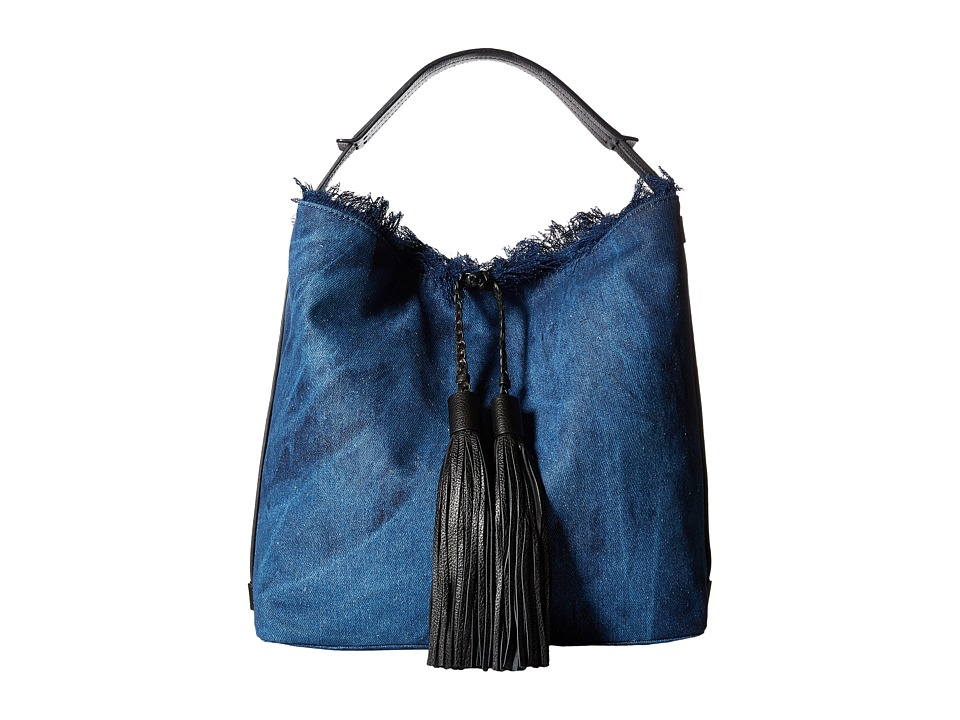 Rebecca Minkoff - Isobel Hobo (Denim) Hobo Handbags