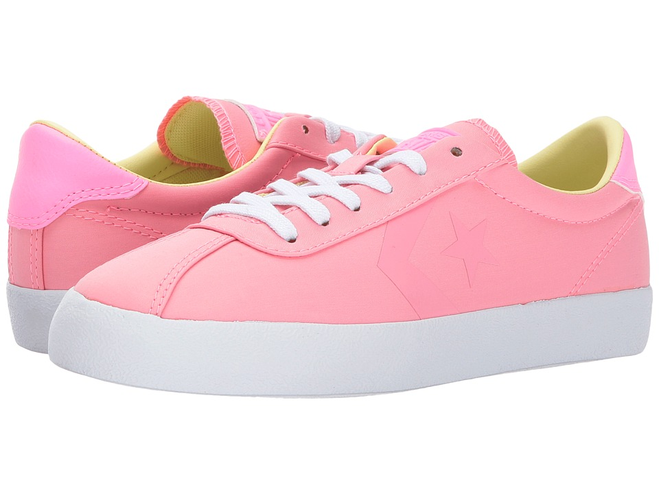 Converse Breakpoint Summer Textile Ox (Pink Glow/Lemon Haze/White) Women