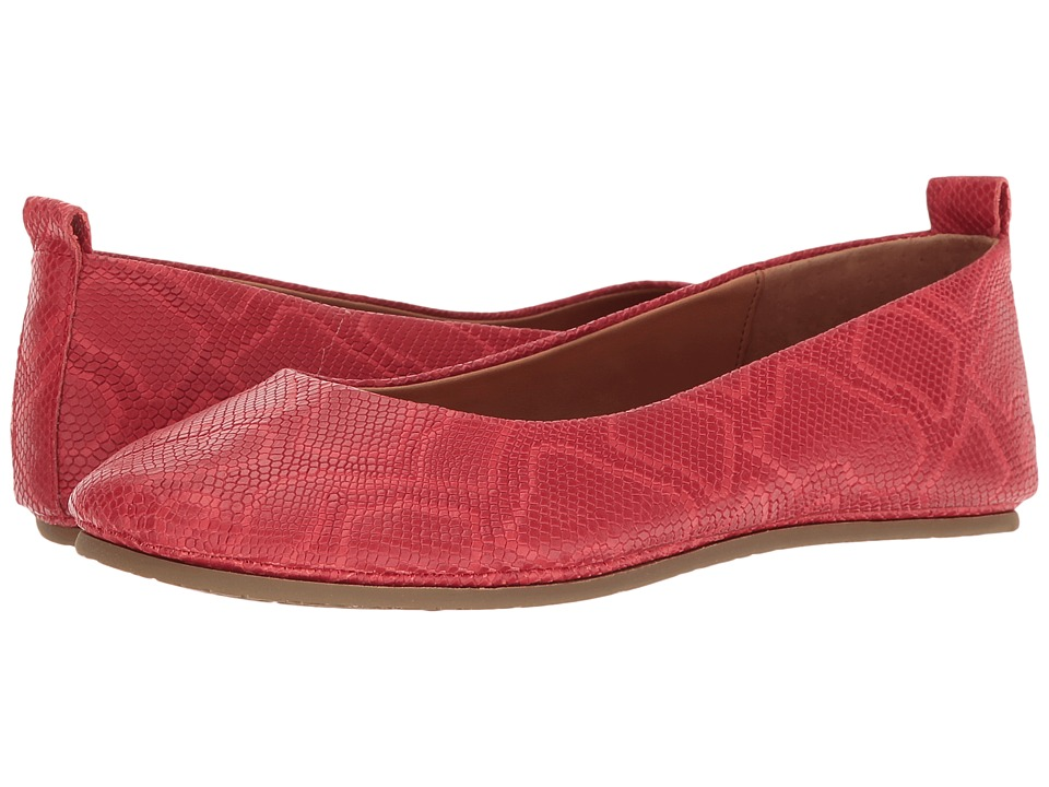 Gentle Souls - Dana (Red) Women's Flat Shoes