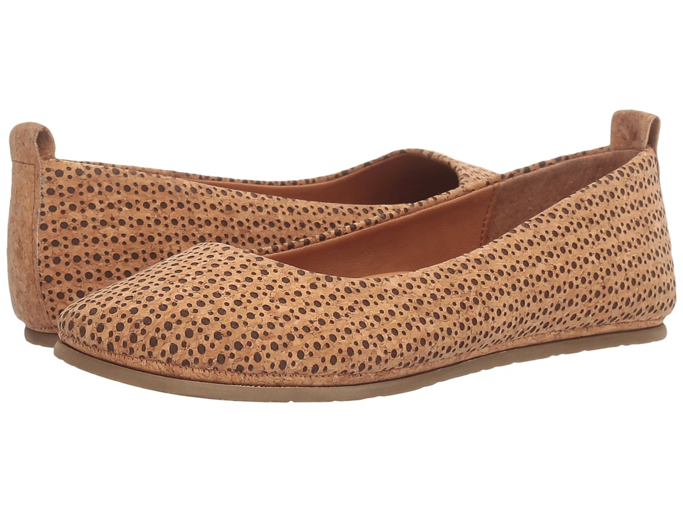 Gentle Souls - Dana (Natural Combo) Women's Flat Shoes