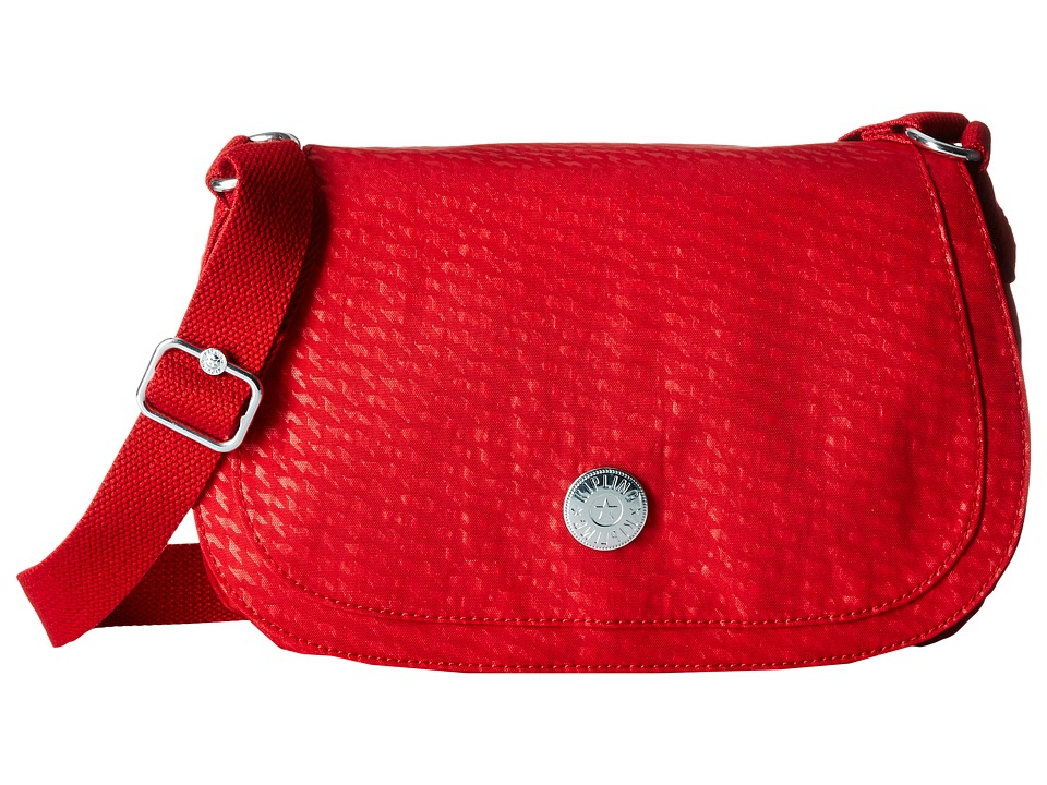 Kipling - Louna (Plover Cherry) Shoulder Handbags
