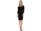 Calvin Klein Cold Shoulder Sweater Dress CD6W1F9X
