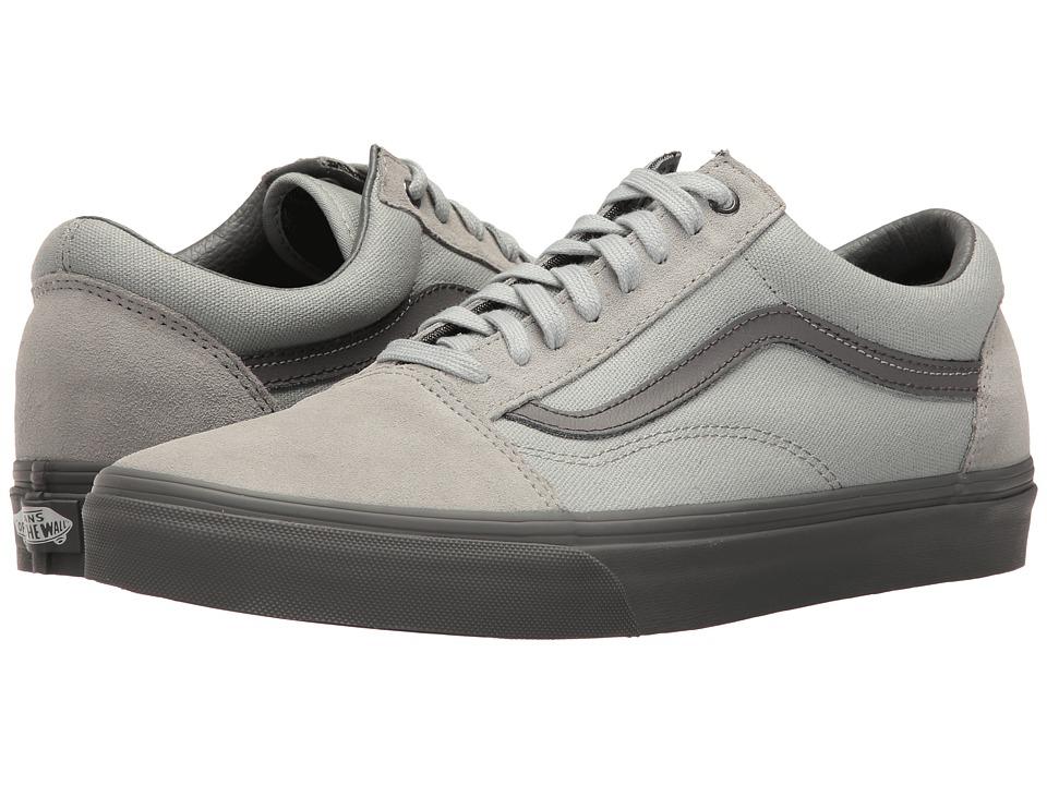 Vans - Old Skooltm ((C&D) High-Rise/Pewter) Skate Shoes