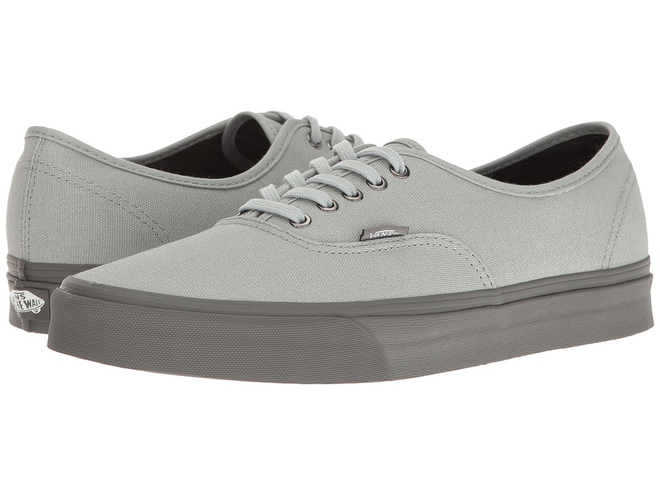 Vans - Authentic ((C&D) High-Rise/Pewter) Skate Shoes