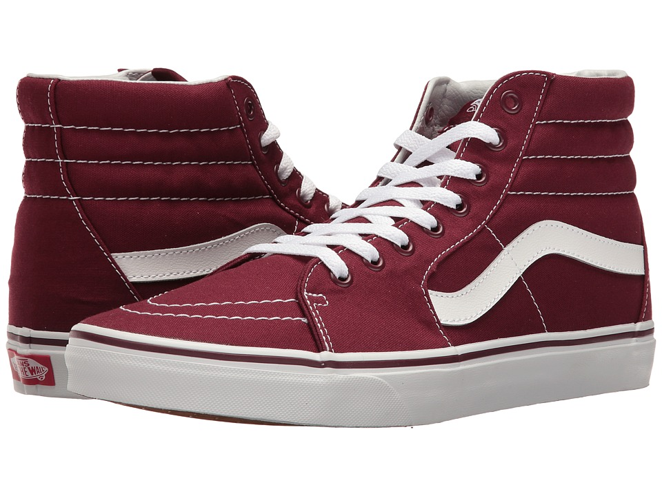 Vans - SK8-Hitm ((Canvas) Port Royale) Skate Shoes