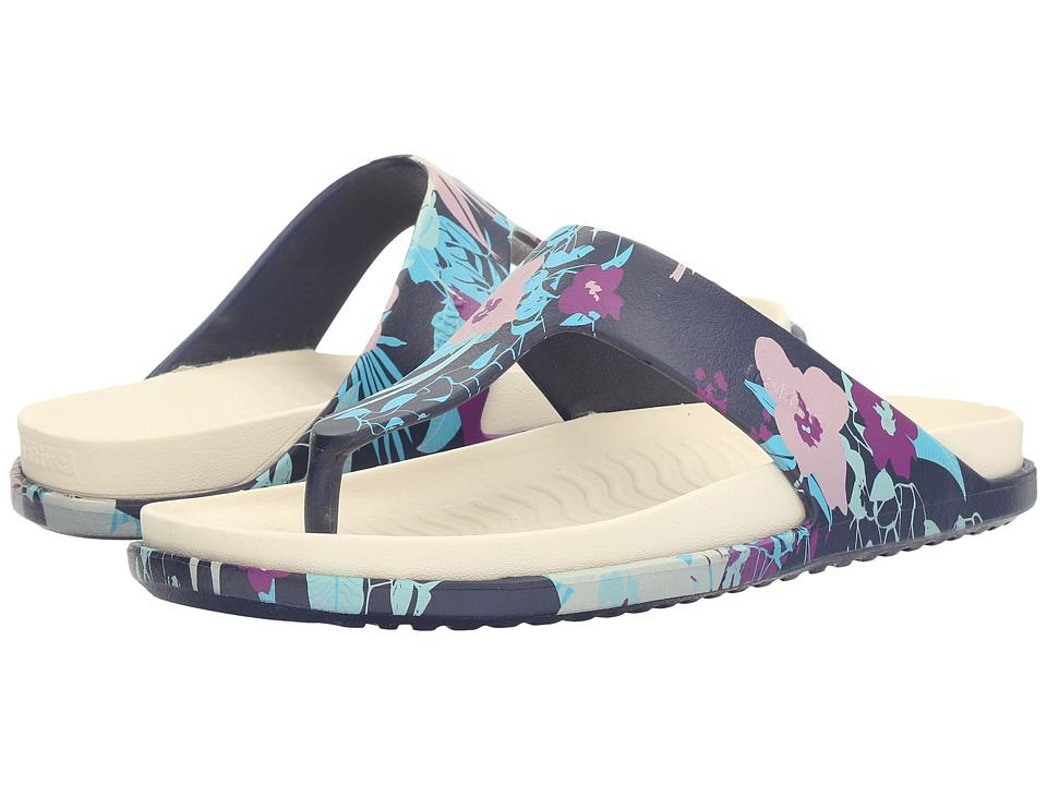 Native Shoes - Turner LX (Regatta Blue/Bone White/Bouquet) Sandals