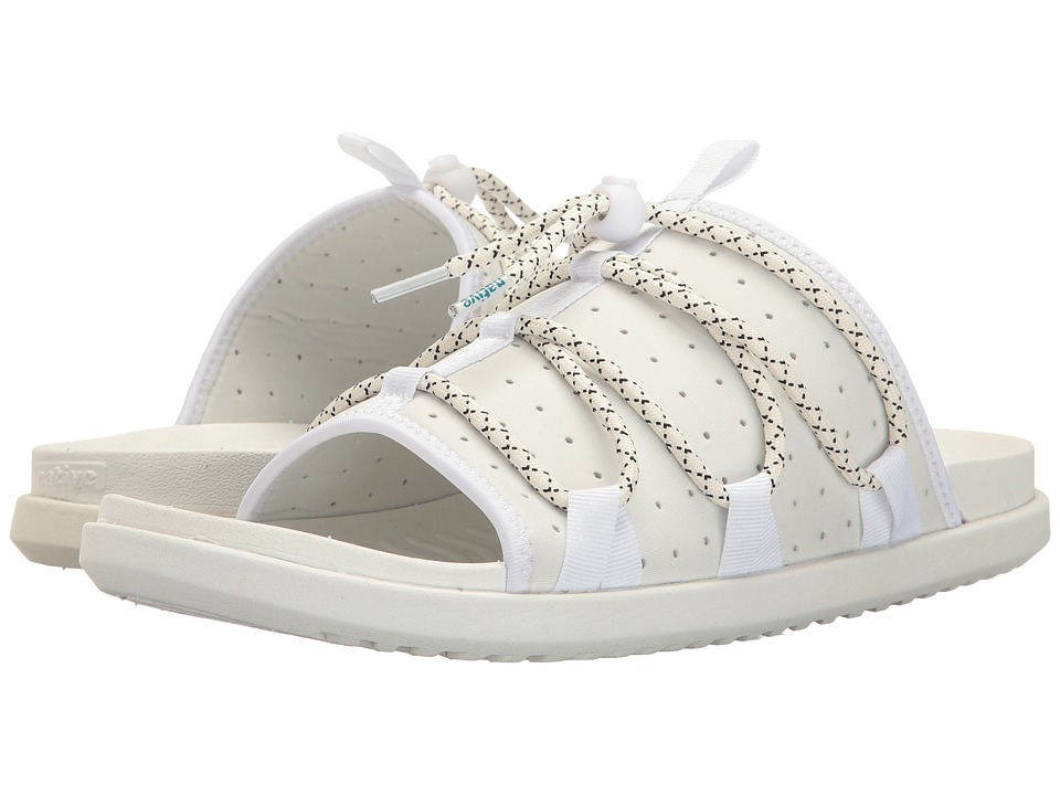 Native Shoes - Palmer (Shell White/Shell White/Shell White) Sandals