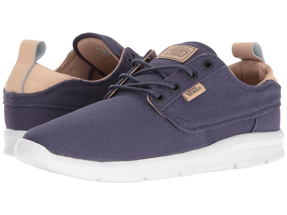 Vans - Brigata Lite ((C&L) Crown Blue) Men's Skate Shoes
