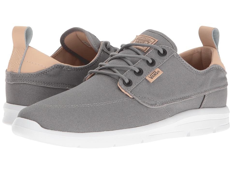 Vans - Brigata Lite ((C&L) Frost Gray) Men's Skate Shoes
