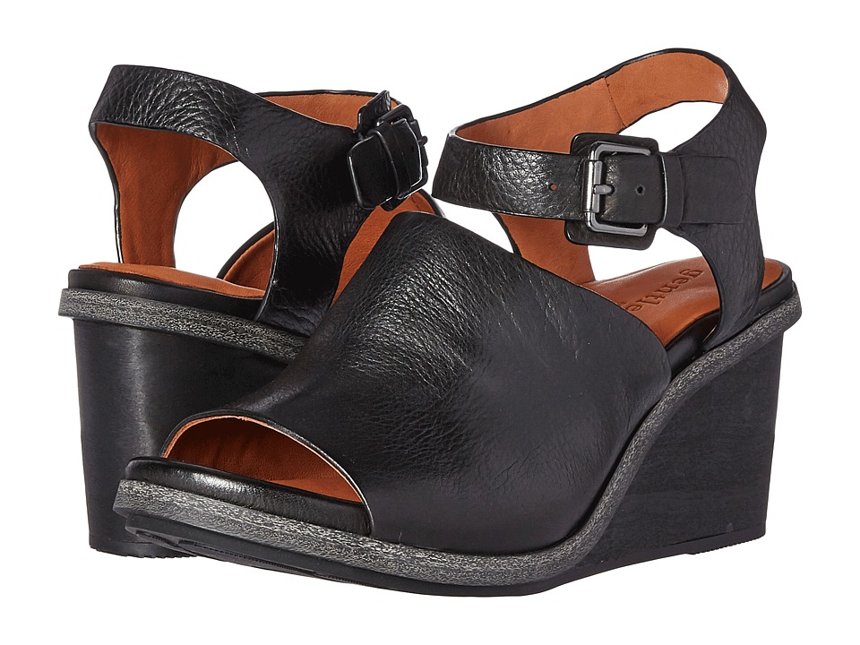 Gentle Souls - Gerry (Black) Women's Shoes
