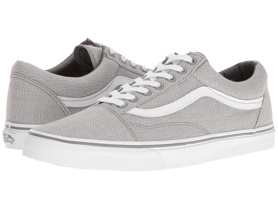 Vans Old Skooltm ((Suiting) Frost Gray/True White) Skate Shoes
