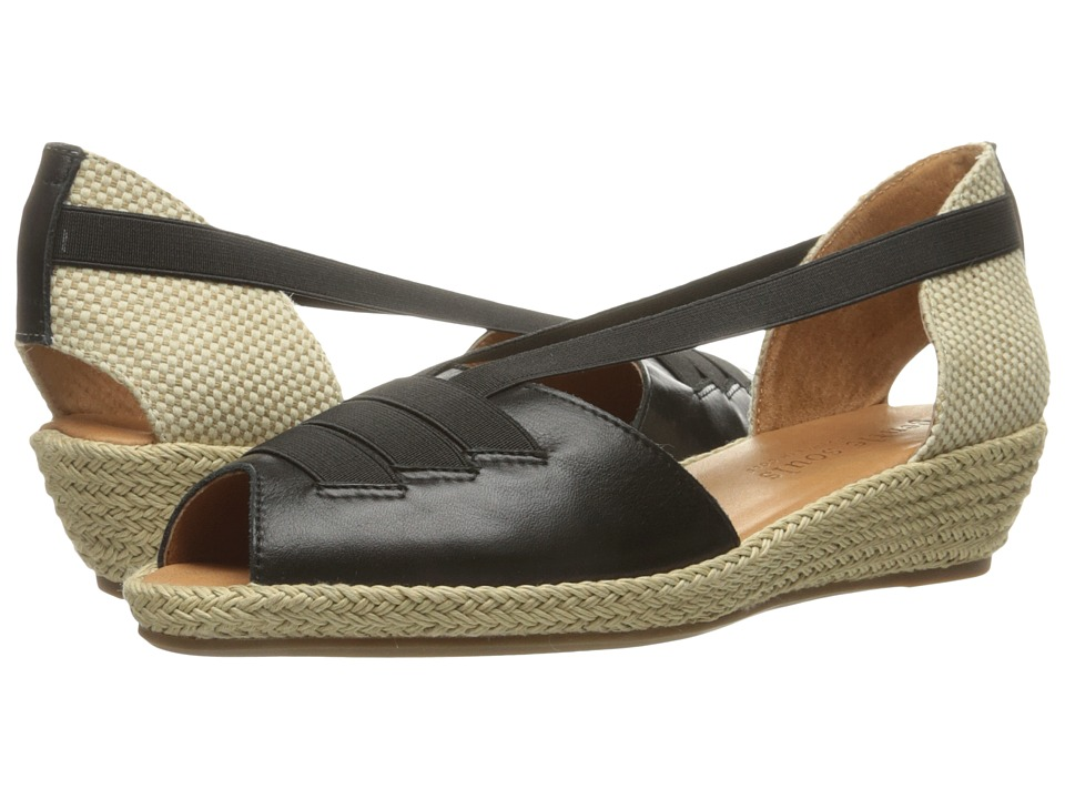 Gentle Souls - Luci (Black) Women's Shoes