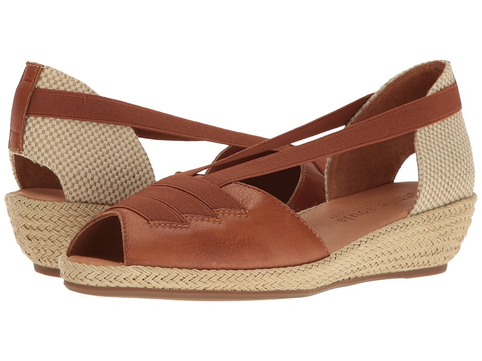 Gentle Souls - Luci (Cognac) Women's Shoes