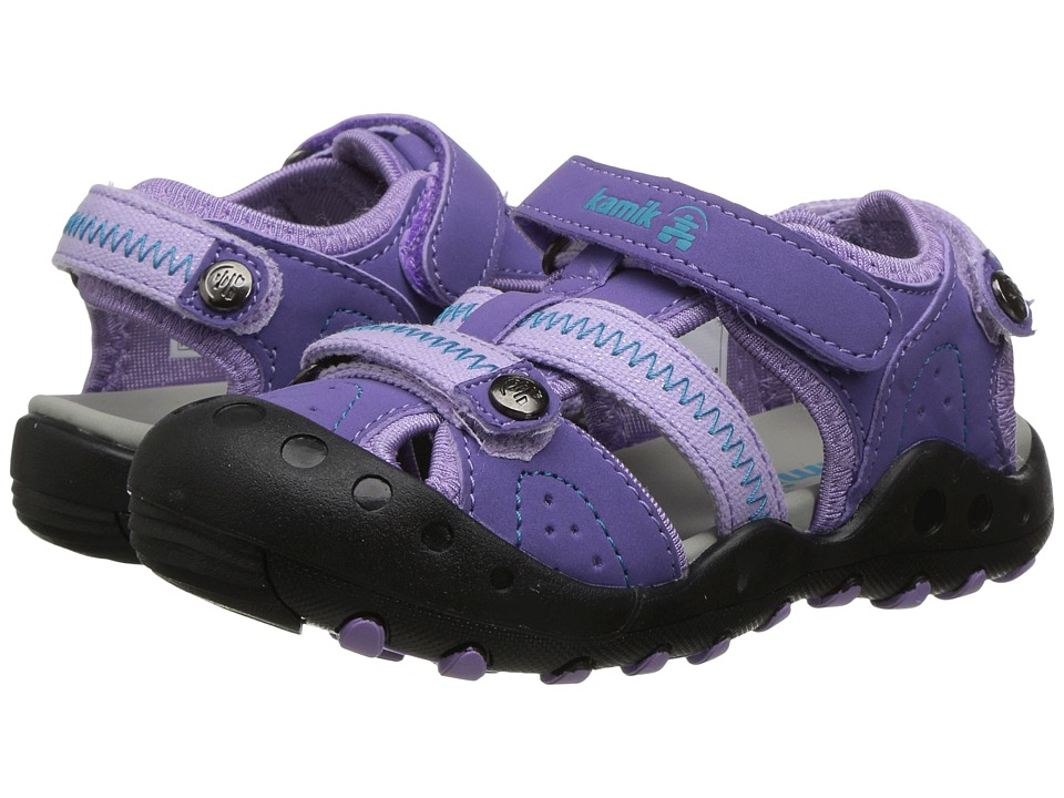 Kamik Kids - Twig (Toddler) (Purple/Lavender) Girls Shoes