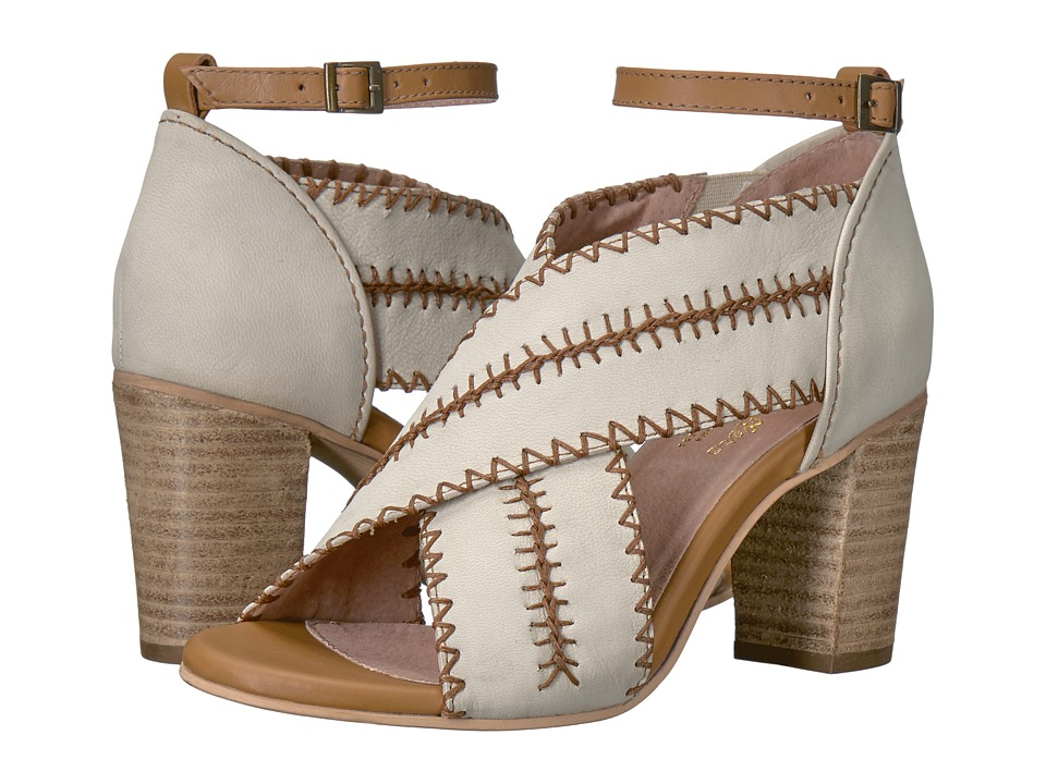 Seychelles Party Up (Off-White Leather) Women