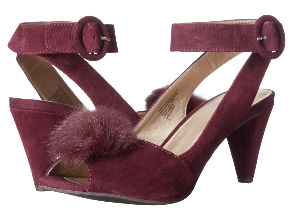 Seychelles - Seduce (Burgundy) High Heels