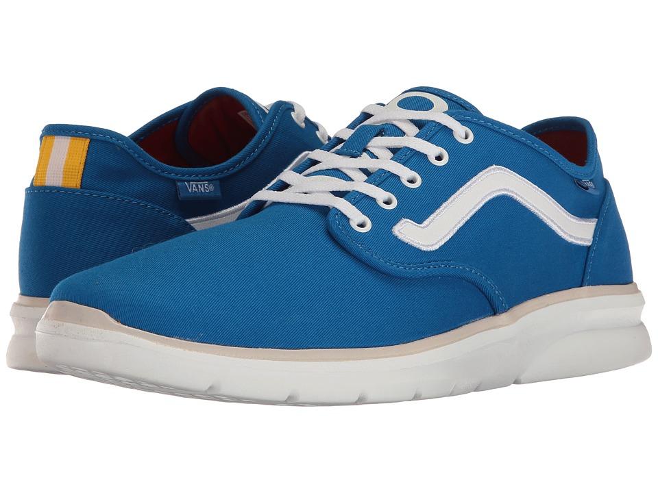 Vans - Iso 2 ((1966) Blue/True White) Skate Shoes