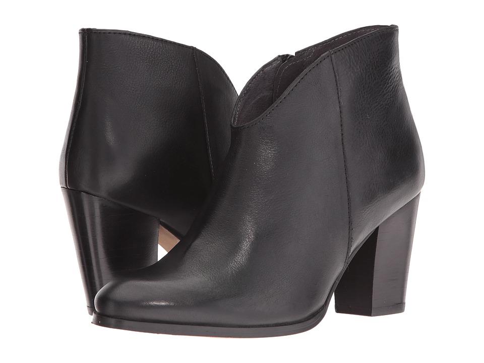 Seychelles - Deception (Black Leather) Women's Dress Boots