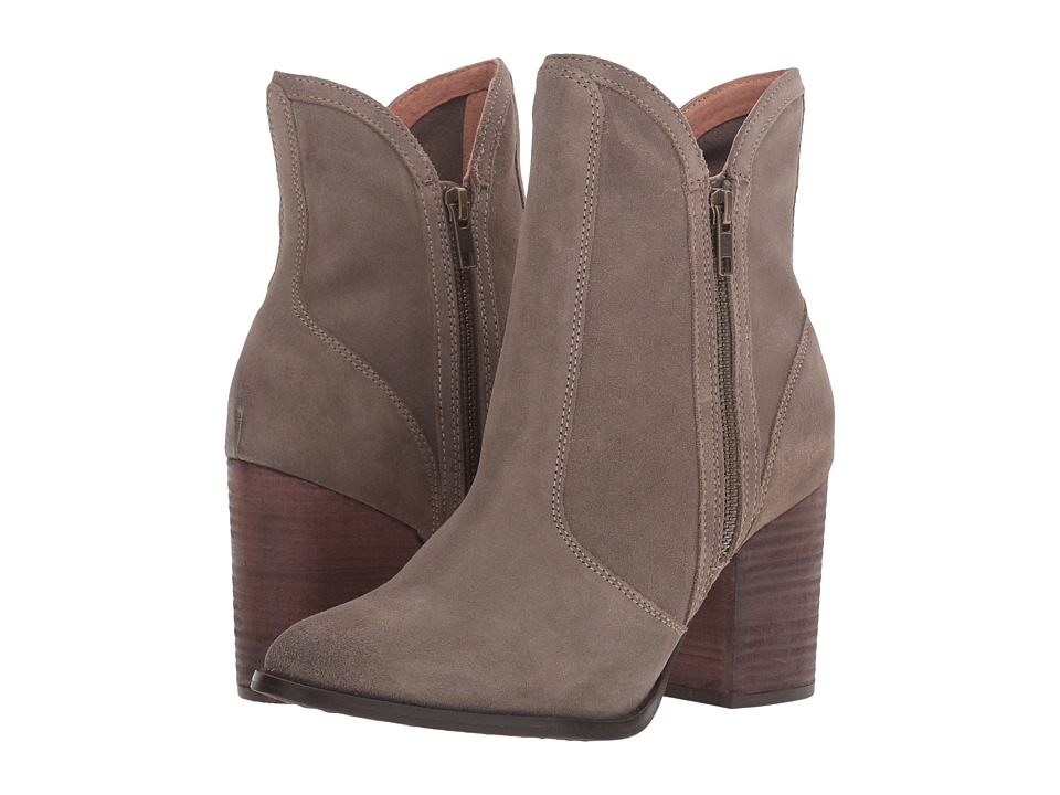 Seychelles - Lori Penny (Taupe Suede) Women's Dress Boots