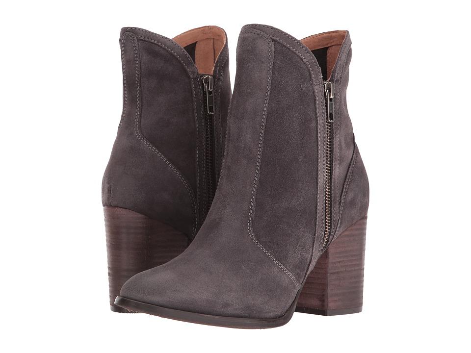 Seychelles - Lori Penny (Grey Suede) Women's Dress Boots
