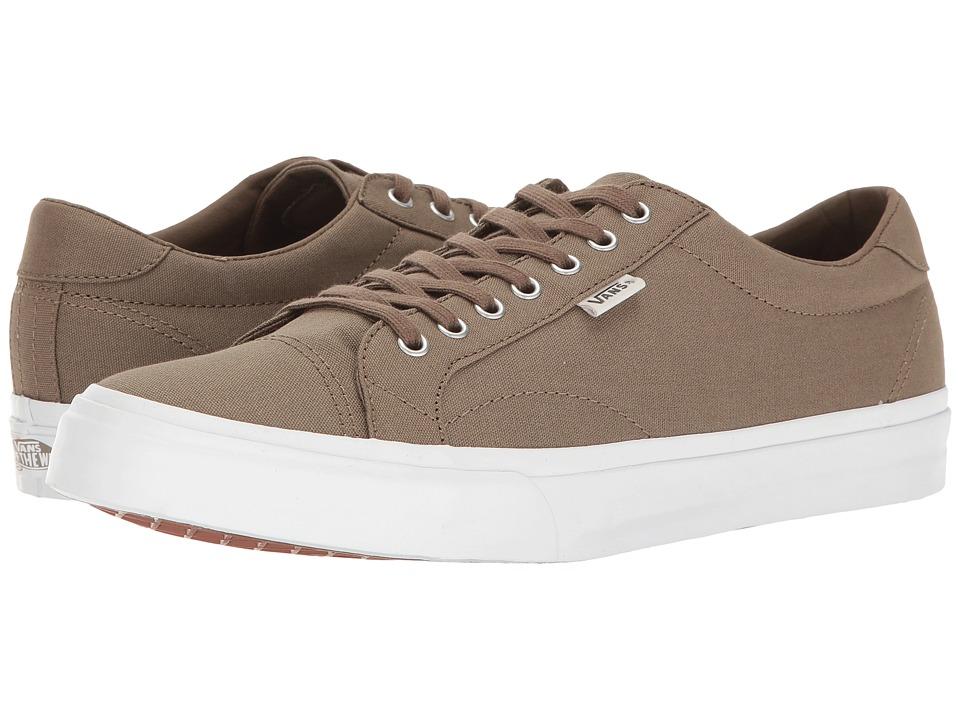 Vans - Court (Walnut) Men's Skate Shoes