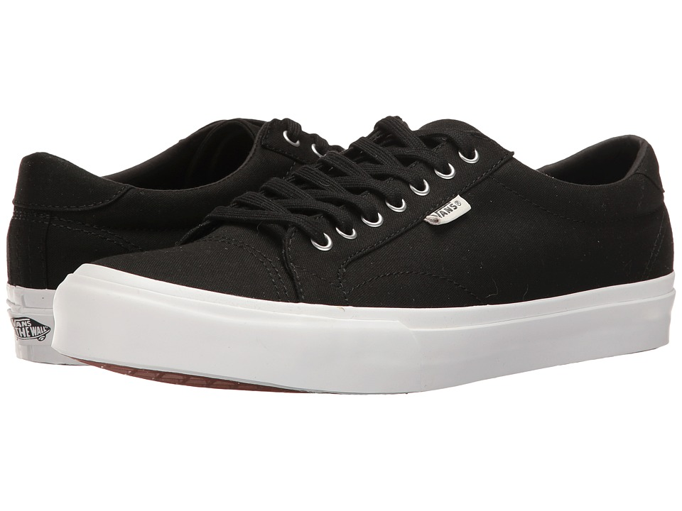 Vans - Court (Black) Men's Skate Shoes