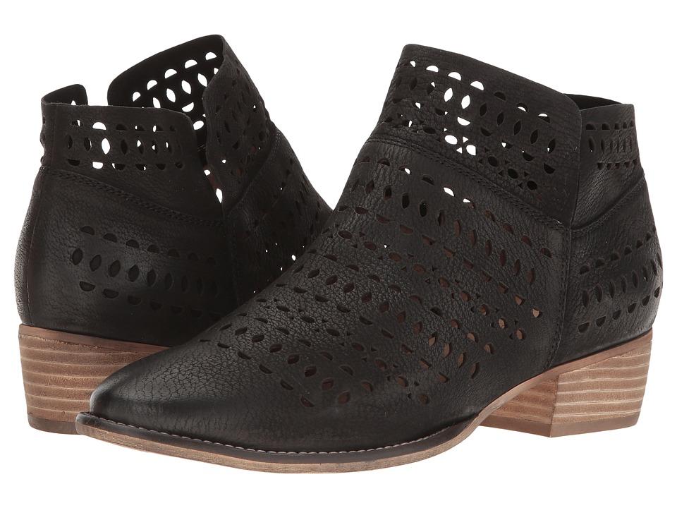 Seychelles - Tame Me (Black Nubuck) Women's Boots