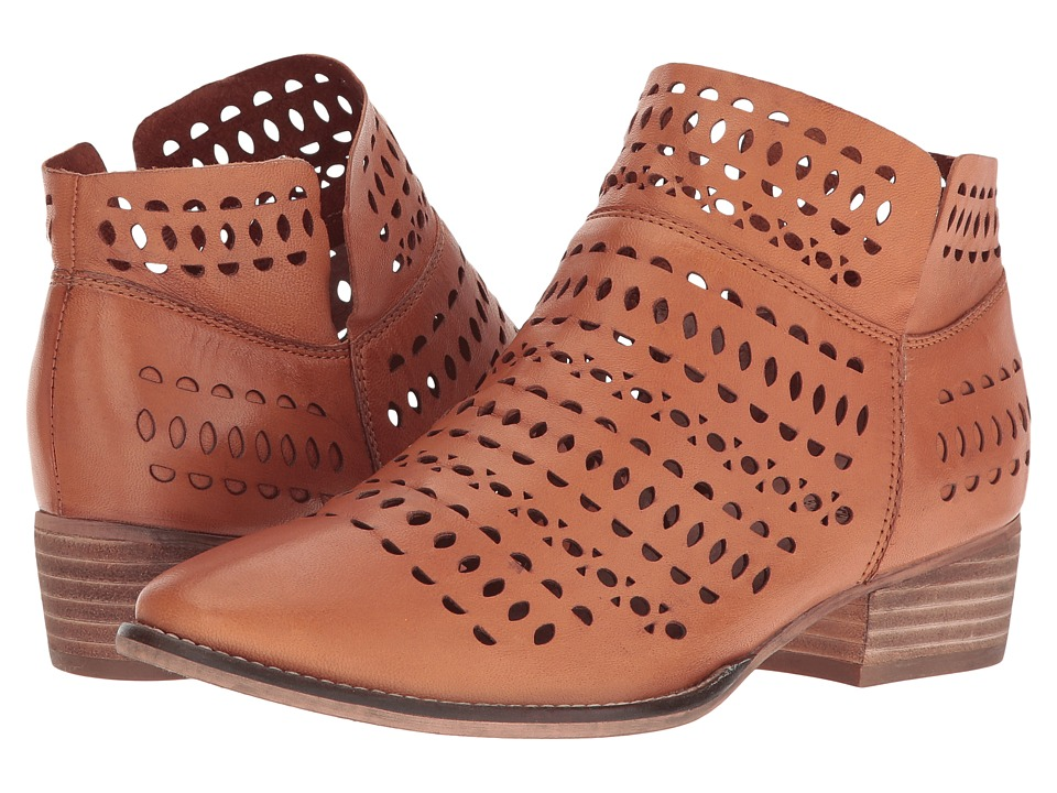 Seychelles - Tame Me (Tan Leather) Women's Boots