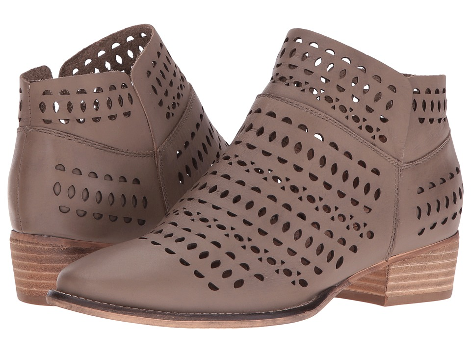 Seychelles Tame Me (Taupe Leather) Women