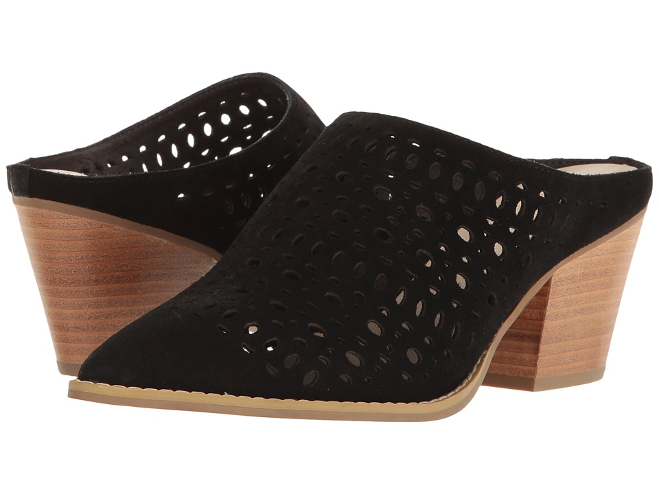 Seychelles - I'm A Star (Black) Women's Clog/Mule Shoes
