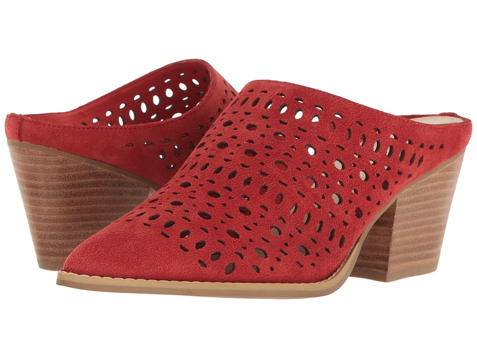 Seychelles - I'm A Star (Red) Women's Clog/Mule Shoes
