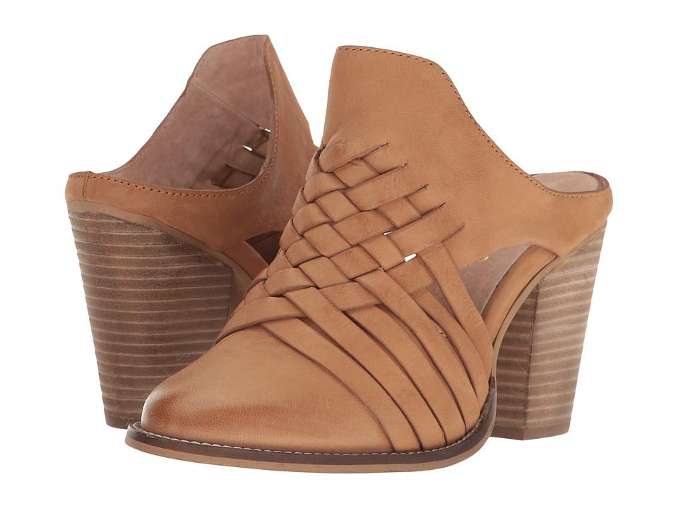 Seychelles - I'm Yours (Tan) Women's Clog/Mule Shoes