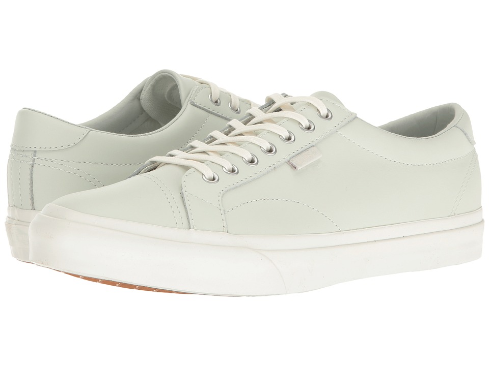 Vans - Court DX ((Leather) Zephyr Blue/Blanc De Blanc) Skate Shoes