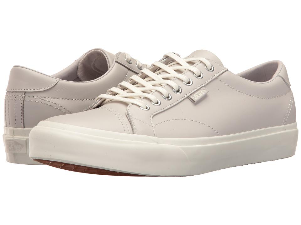 Vans - Court DX ((Leather) Wind Chime/Blanc De Blanc) Skate Shoes