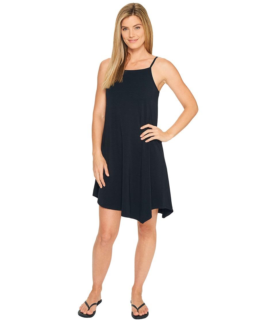 NAU Astir Strappy Dress (Caviar) Women