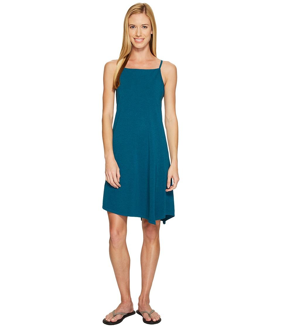 NAU Astir Strappy Dress (Peacock) Women