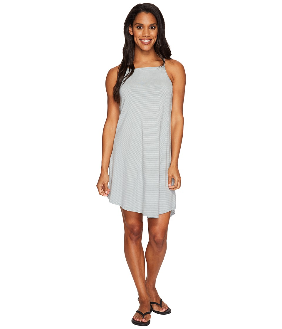 NAU - Astir Strappy Dress (Slate Stripe) Women's Dress