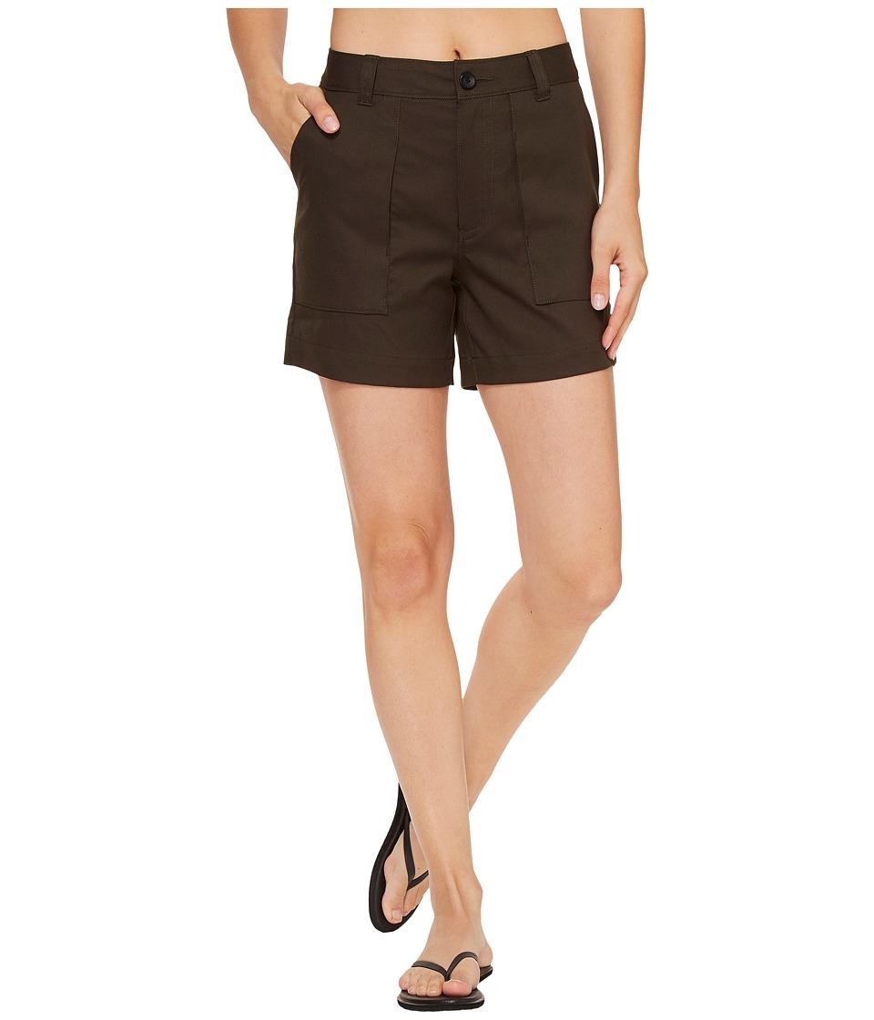 NAU - Kush Shorts (Clove) Women's Shorts