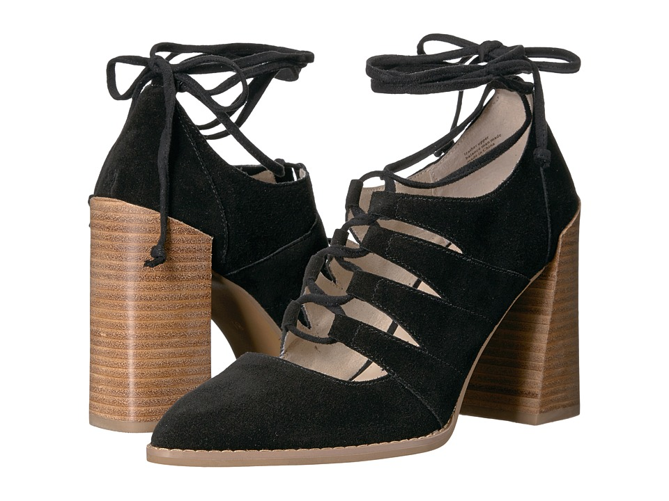 Seychelles - Condition (Black Suede) High Heels